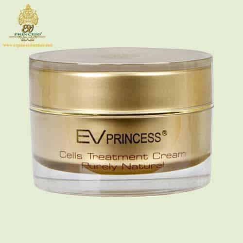 ev princess cells treatment cream purely natural