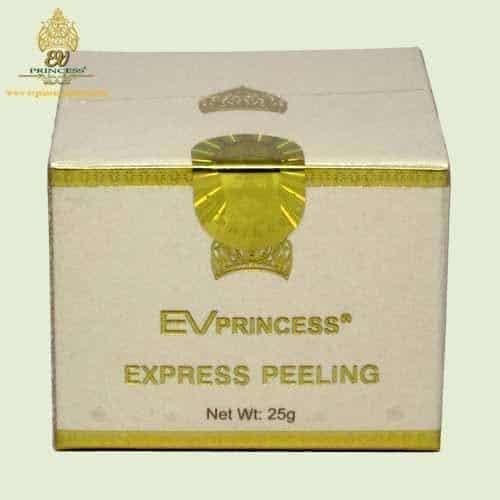 ev princess express peeling cream