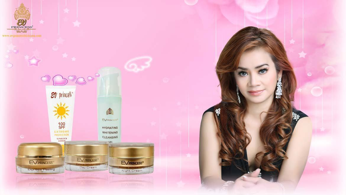 ev princess face cream