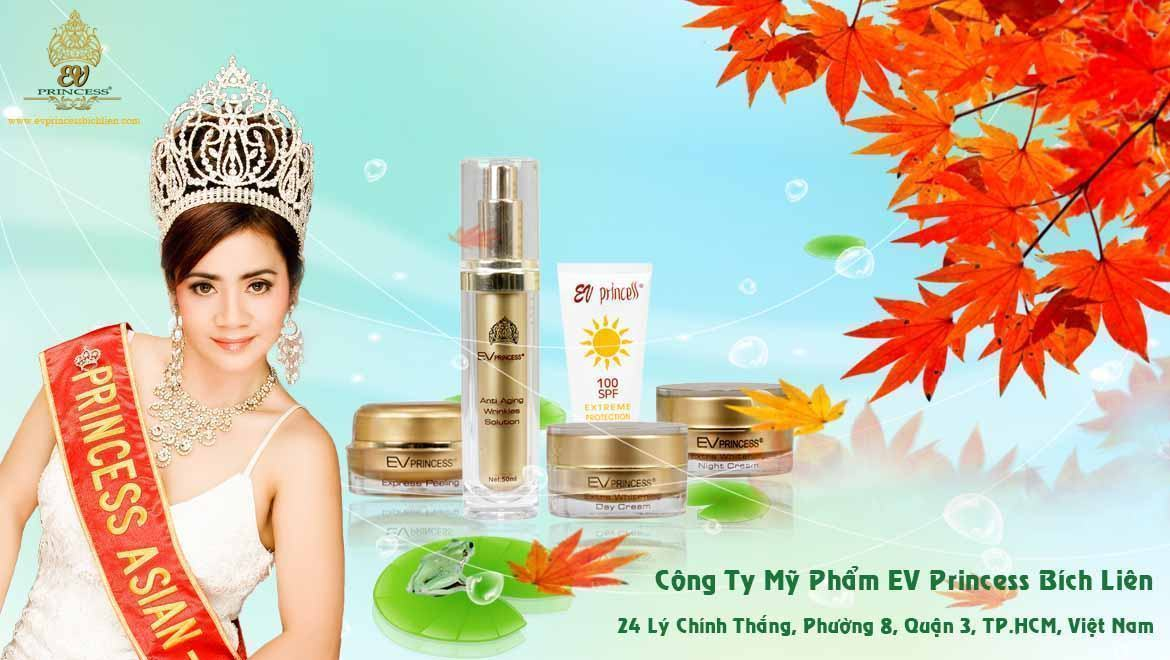 ev princess cosmetics