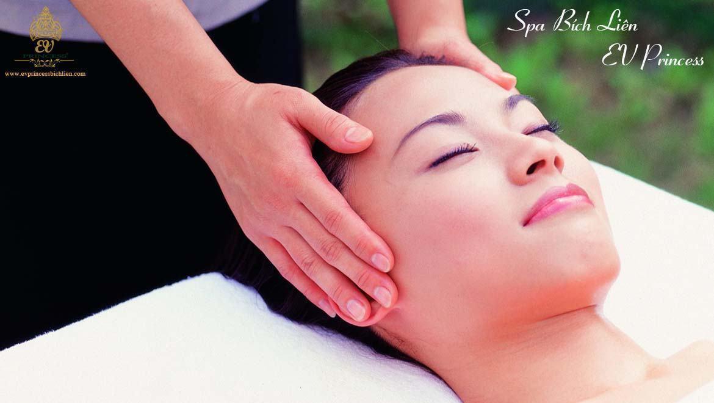 spa massage mat tphcm